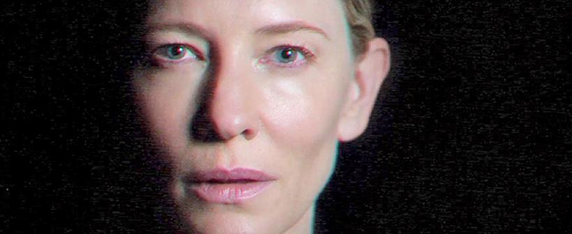 Cate Blanchett en Video de Massive Attack