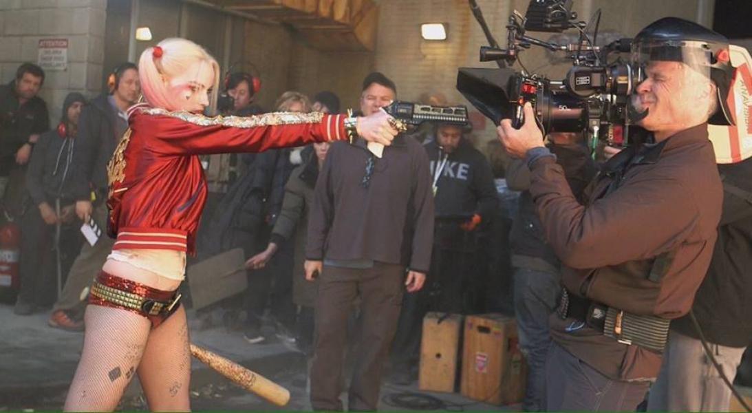 Margot Robbie interpreta a Harley Quinn