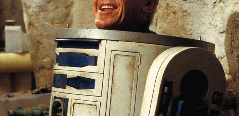 Falleció el actor que interpretó a R2-D2