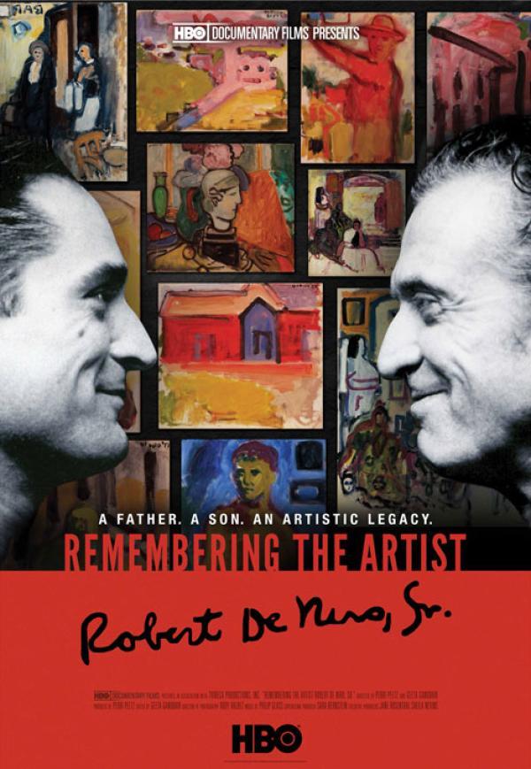 Póster de Remembering The Artists