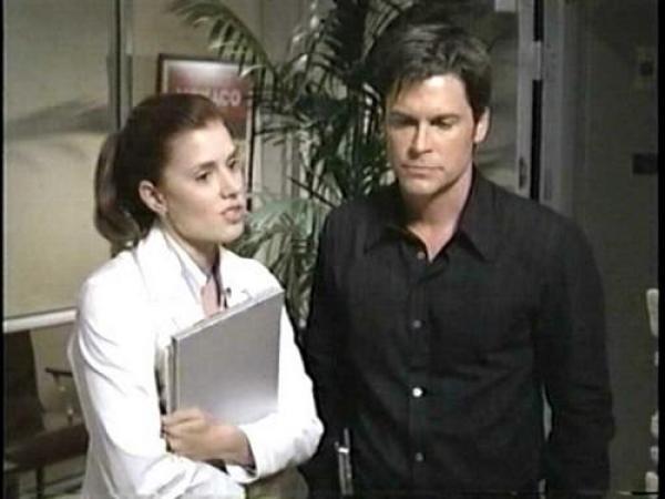 Fotograma de la serie Dr. Vegas