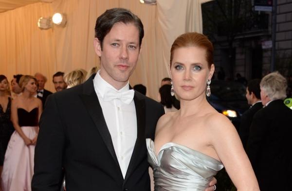 Darren Le Gallo y Amy Adams