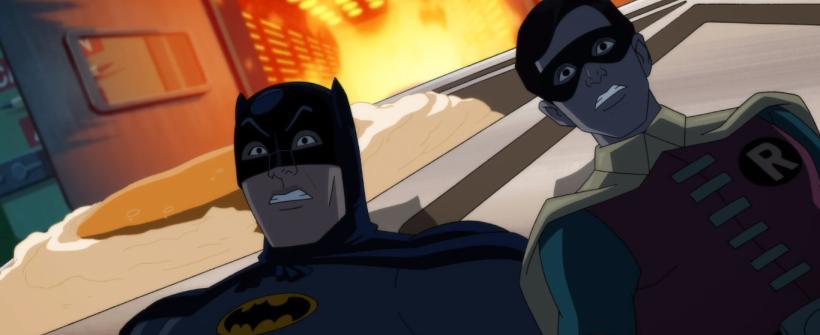 Batman: Return of the Caped Crusaders - Trailer