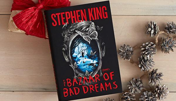 Antología 'The Bazaar of Bad Dreams: Stories'