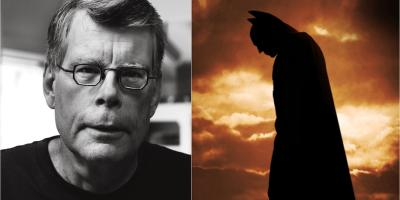 Escuchen Batman and Robin Have an Altercation, cuento de Stephen King