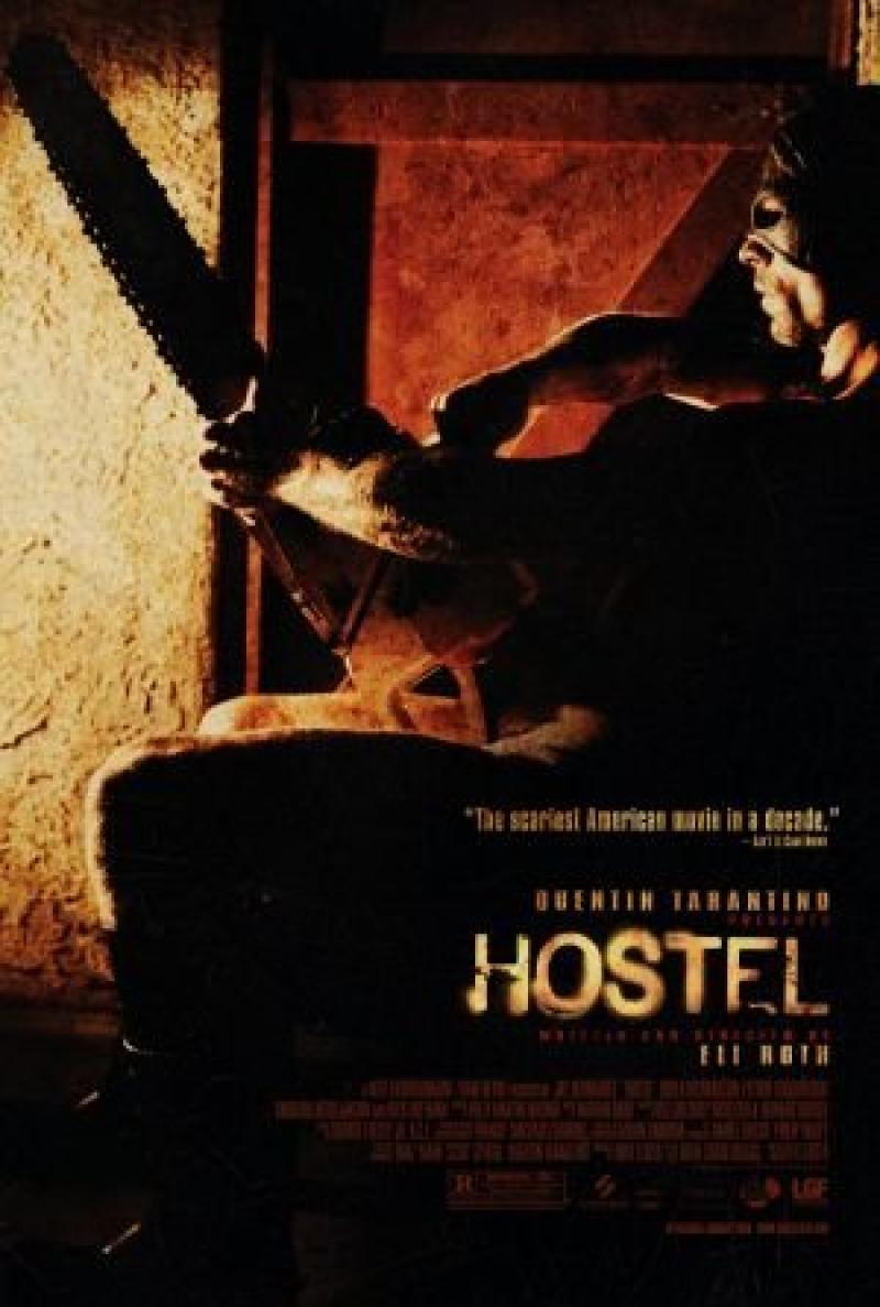 Poster Hostal (2006)