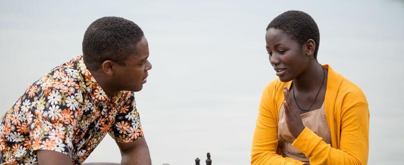 Reina de Katwe: Un acto de amor -  Detrás de Cámaras