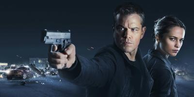 Jason Bourne lidera la taquilla mexicana
