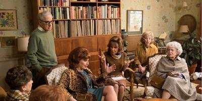 Primer vistazo a la nueva serie de Woody Allen