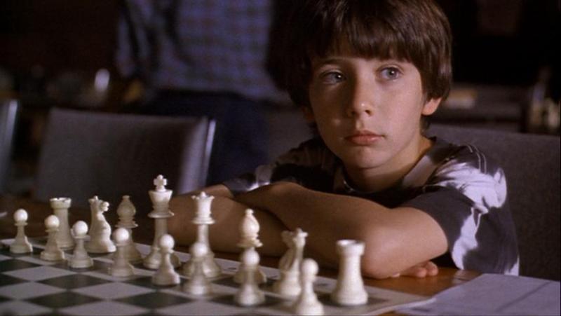 En busca de Bobby Fischer (1993).