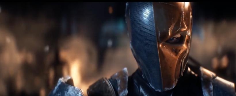 Batman vs. Deathstroke de Tim Miller