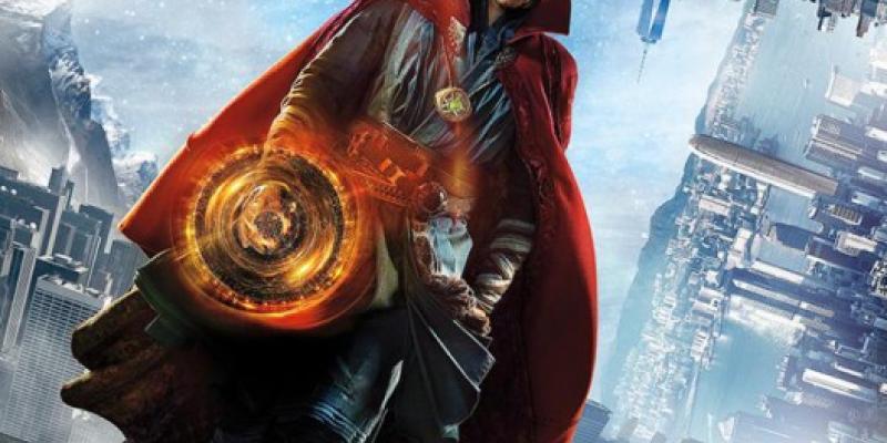 Doctor Strange: Hechicero Supremo (2016)