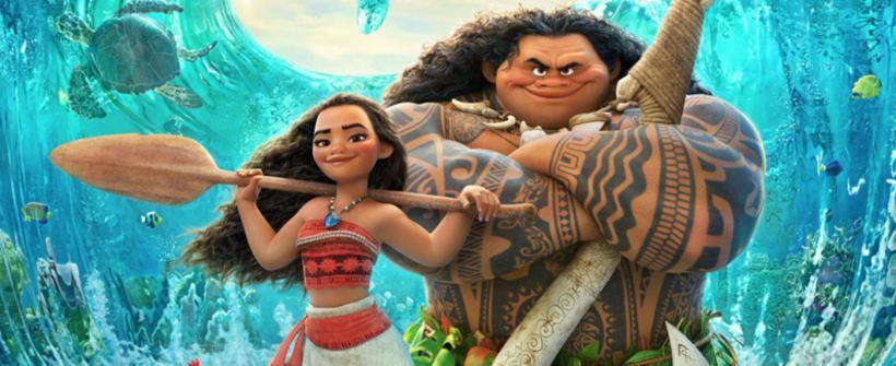 Moana: Un Mar de Aventuras - Trailer Oficial