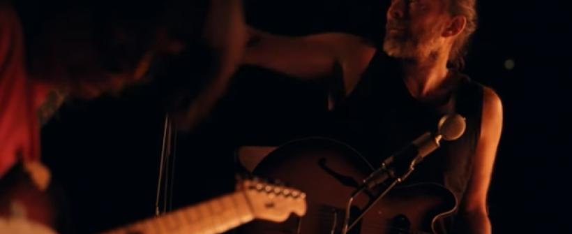 Present Tense el nuevo videoclip de Radiohead