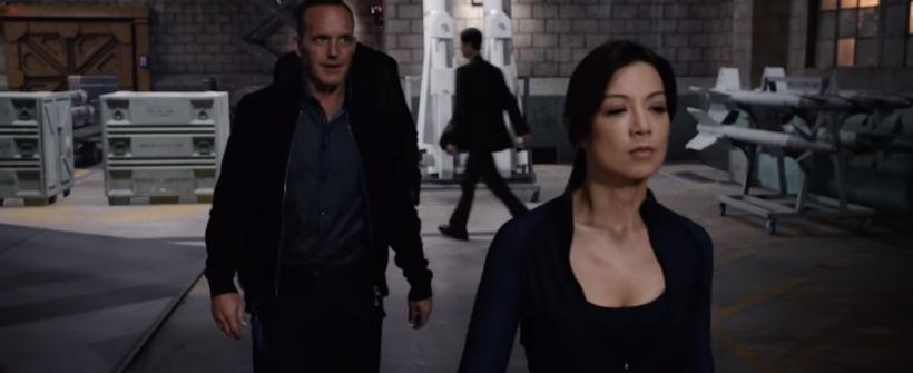Agents of S.H.I.E.L.D. - Clip The Ghost