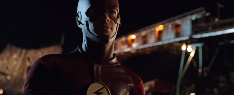 The Flash - Trailer Extendido: Run Devil Run