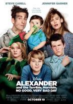 Alexander y un Día Terrible,...
