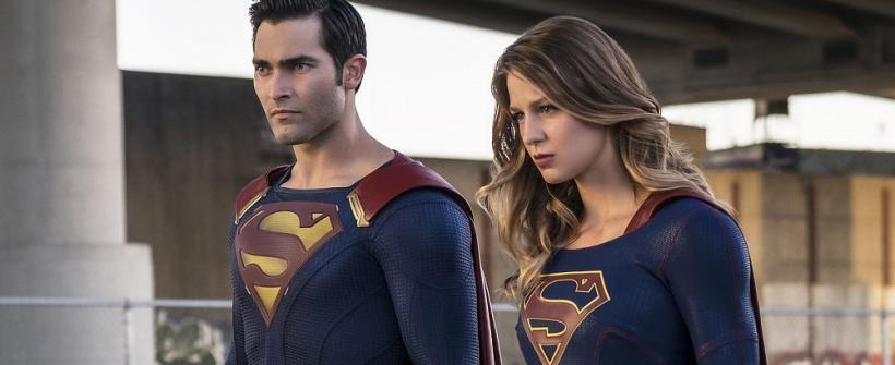 Supergirl - Temporada 2 Team Up