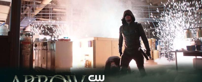Arrow - Trailer: Meet the Team