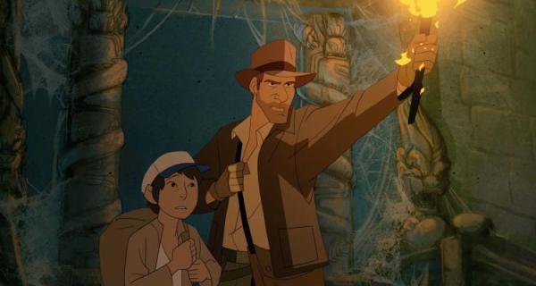 The Adventures of Indiana Jones por Patrick Schoenmaker