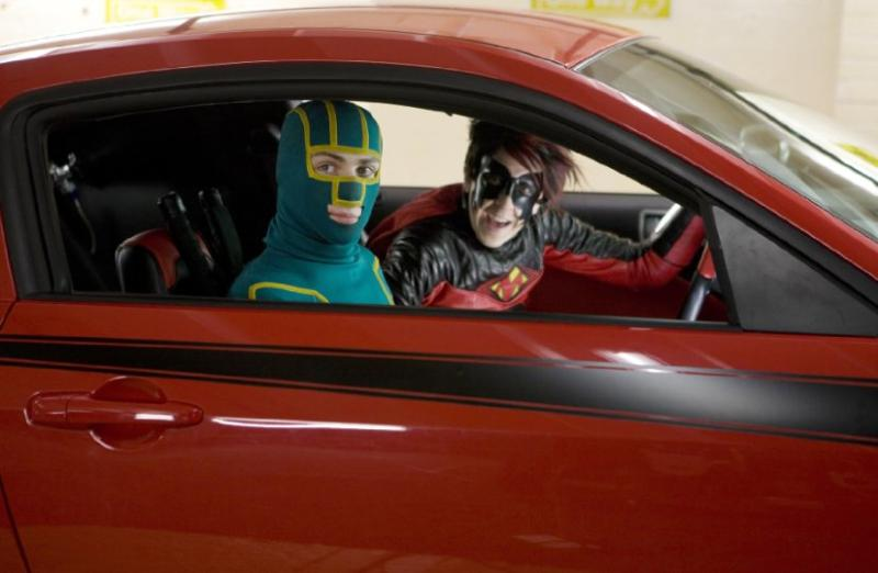Kick-Ass: un Superhéroe sin Superpoderes (2010)