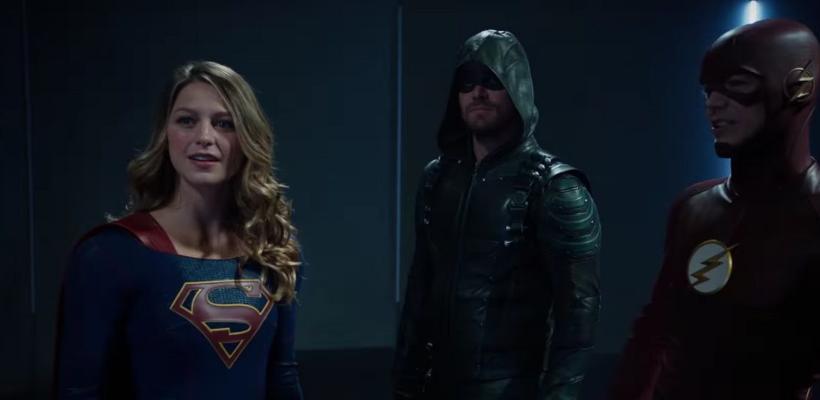 Revelan al villano del mega crossover de las series de DC