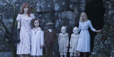 Miss Peregrine y los Niños Peculiares lidera la taquilla mexicana