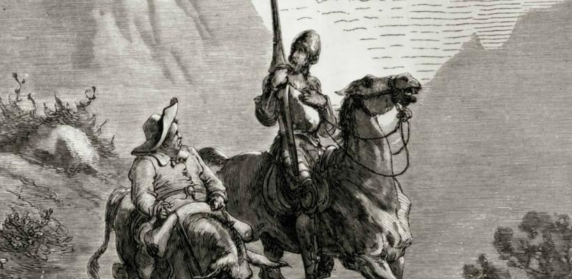 Disney prepara su versión de Don Quijote