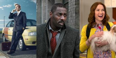 Series que deberías ver este fin de semana: Better Call Saul, Luther y Unbreakable Kimmy Schmidt