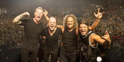 ¿Fan de Metallica? Celebra que vienen a México con 10 películas donde suenan sus temas