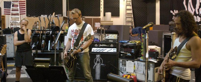 Metallica: Some Kind of Monster - Trailer Oficial