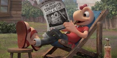 Condorito llegará a los cines en 2017