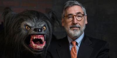 Un hombre lobo americano ¡en México!