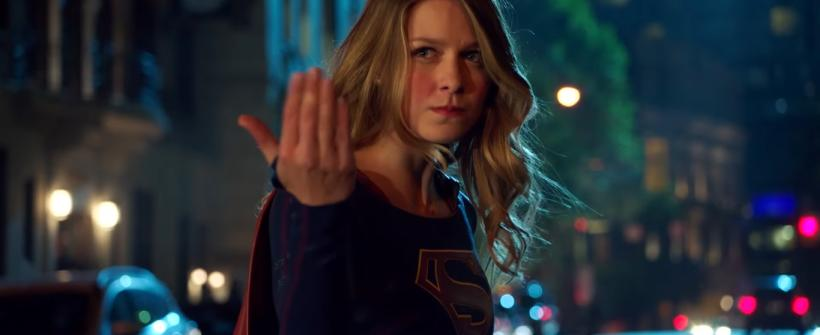 Supergirl - Trailer: Changing