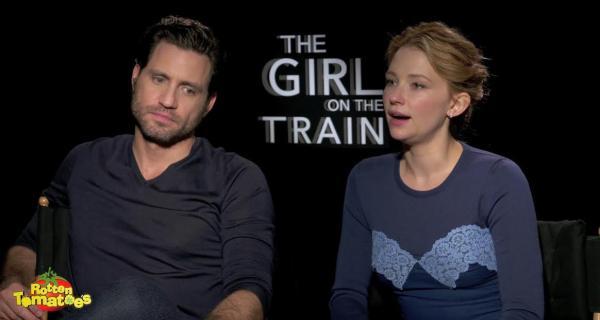 La Chica del Tren: Entrevistas -