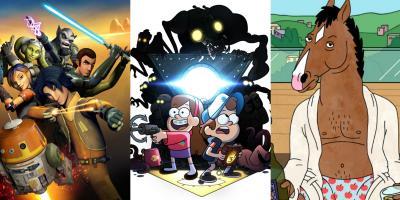 Series para ver este fin de semana: Star Wars Rebels, Gravity Falls y BoJack Horseman