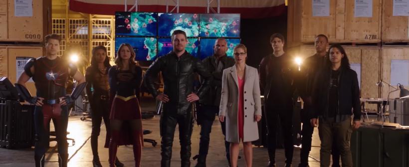 Supergirl - Trailer: Heroes Vs. Aliens