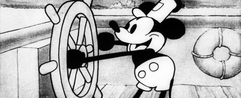 Steamboat Willie - El clásico de Walt Disney