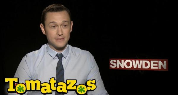 Snowden - Entrevistas: ¿Qué mantuvieron en secreto durante la filmación?