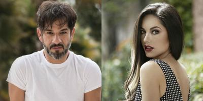 Miguel Rodarte y Bárbara Mori se despiden de Renato López