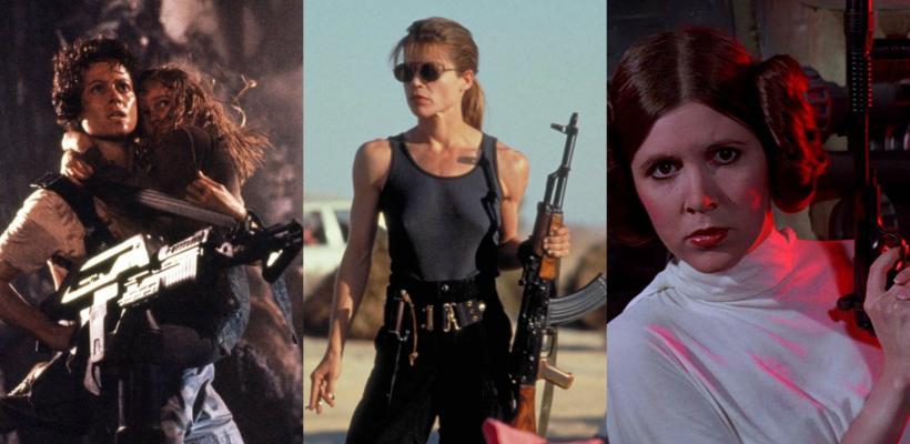 Bellas y rudas: las mejores heroínas del cine de acción