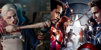 Óscar 2016: Escuadrón Suicida y Capitán América: Civil War oficialmente por la nominación