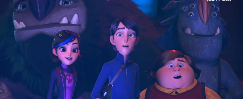 Dreamworks Trollhunters - Detrás de Cámaras con Guillermo del Toro
