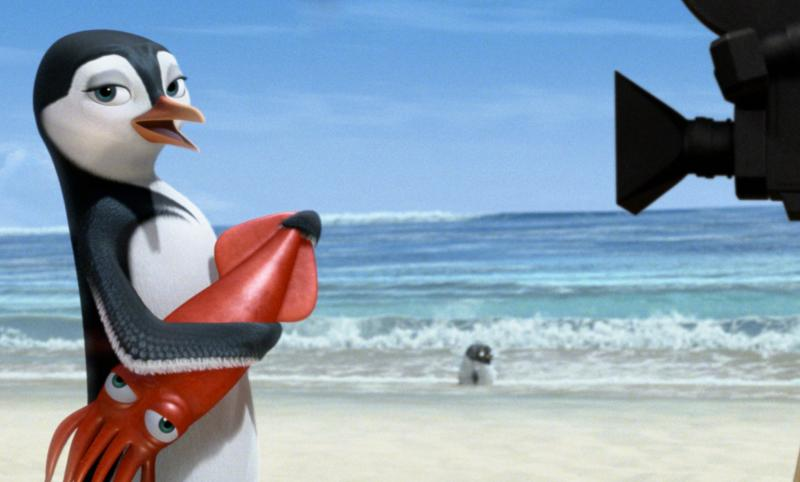 Photo by Courtesy Sony Pictures Animation - © (c) 2007 Sony Pictures Animation Inc.