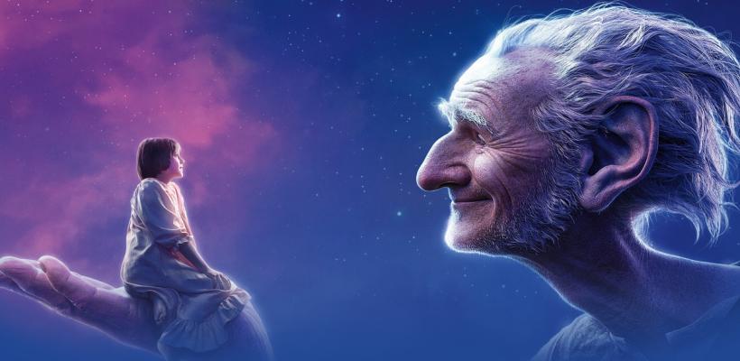 El Buen Amigo Gigante de Steven Spielberg: ahora en Blu-ray con material extra