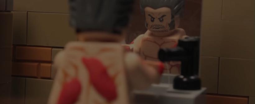 Logan - Trailer con figuras de LEGO
