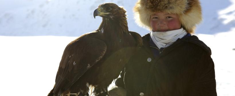 The Eagle Huntress - Trailer oficial