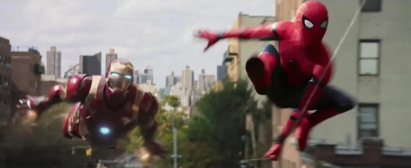 Spider-Man: Homecoming - Avance Internacional