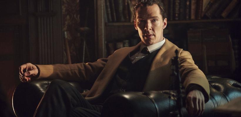Benedict Cumberbatch es pariente del creador de Sherlock Holmes