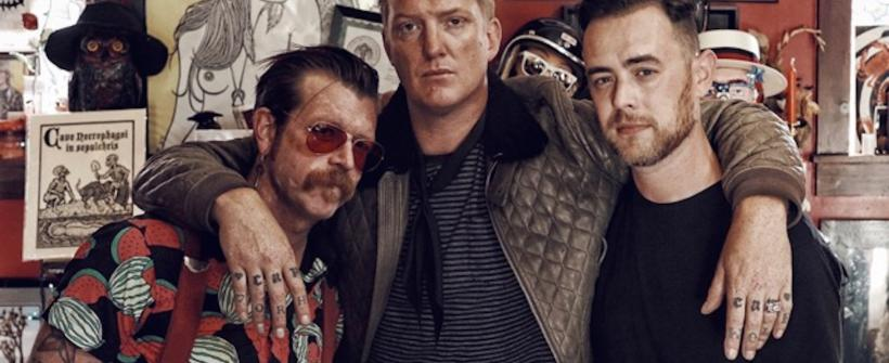 Eagles of Death Metal: Nos Amis (Our Friends) - Trailer Oficial